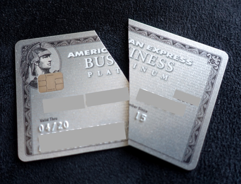 AMEX Cuts the 50% Points Rebate: Time to Cut Up Your Card?