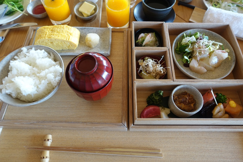 Amanemu Dining and Breakfast Review
