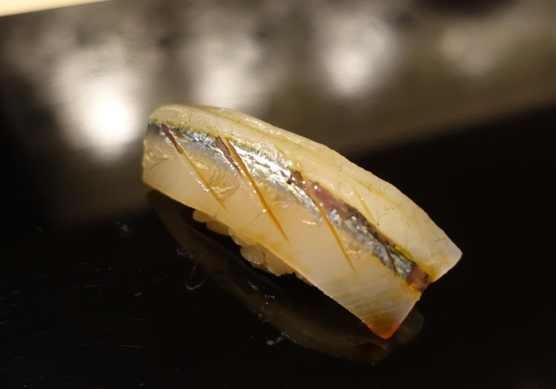 Sayori (Needle Fish), Sushi Wakon Review