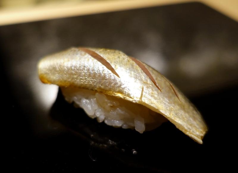 Kohada (Gizzard Shad), Sushi Wakon Review