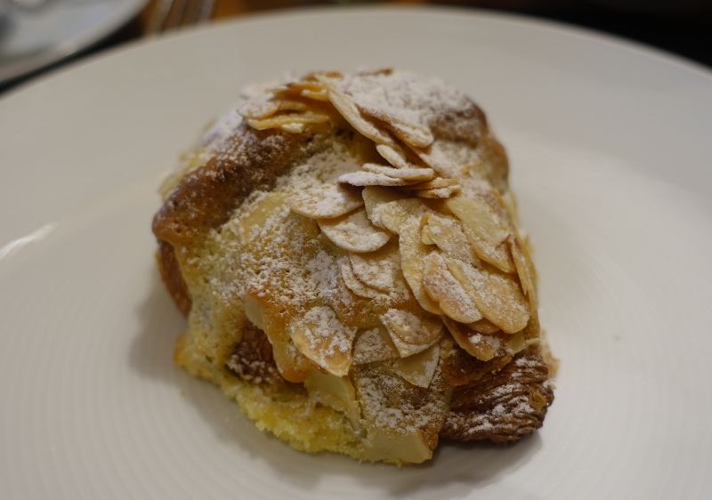 Almond Croissant, Four Seasons Kyoto Breakfast Review