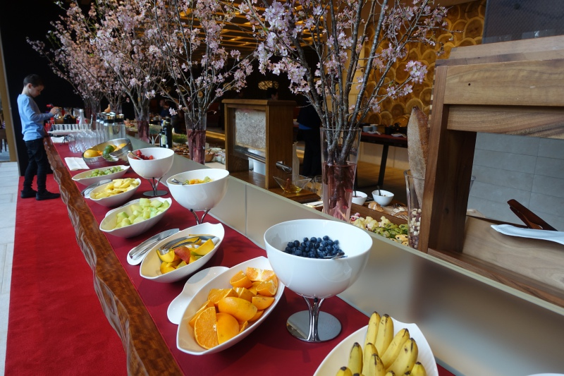 Four Seasons Kyoto Breakfast at Brasserie and Dining Review