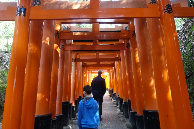 Things to Do in Kyoto with Kids
