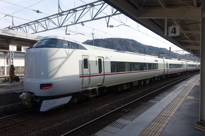 Train to Kinosaki Onsen