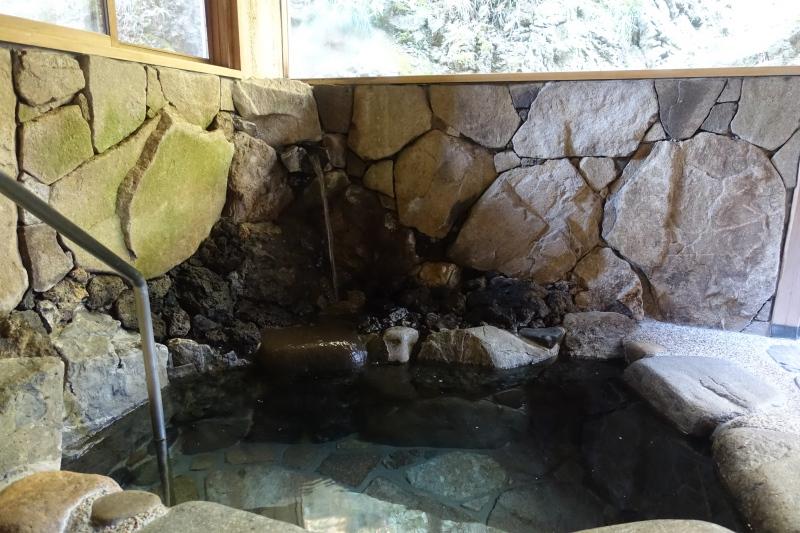 Hatsune Open Air Bath, Nishimuraya Honkan