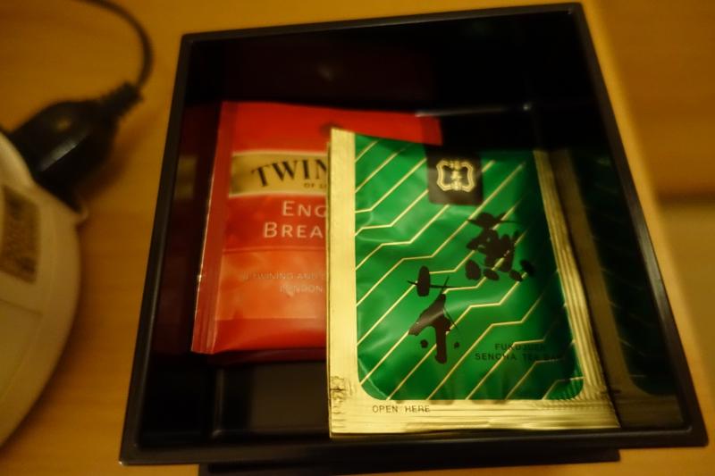 Tea, Hyatt Regency Kyoto Review