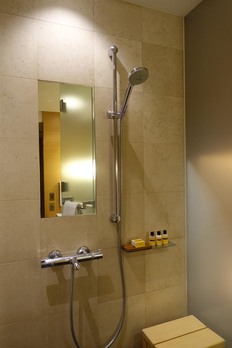 Hyatt Regency Kyoto Shower