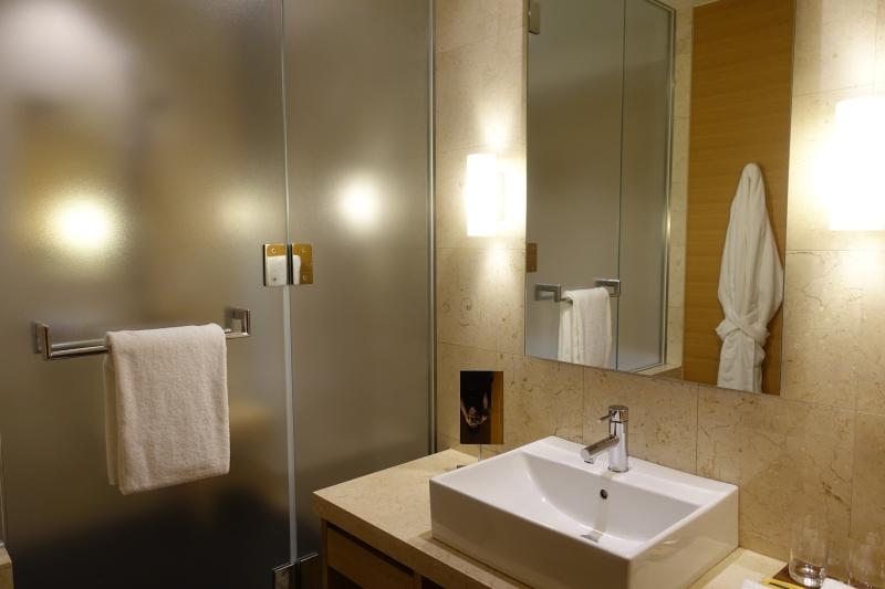 Hyatt Regency Kyoto Bathroom Sink