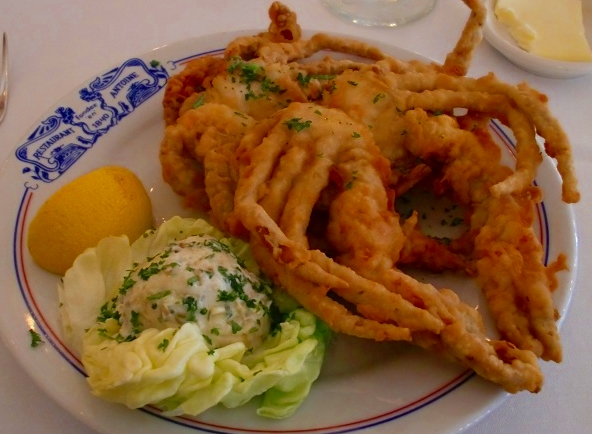 Gumbo seafood and jambalaya new orleans is creole food for Authentic new orleans cuisine