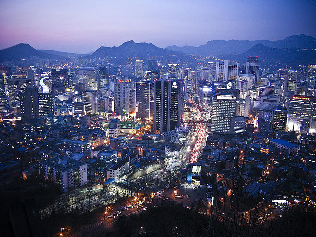 Soju And Spice In The City Of Seoul Travelsort