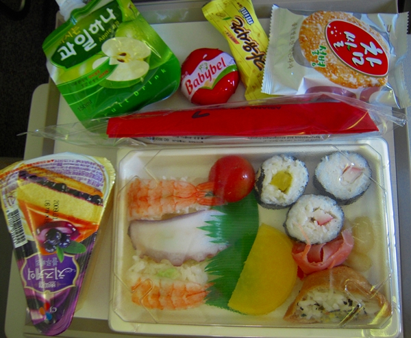 Asiana Airlines Kids Meal