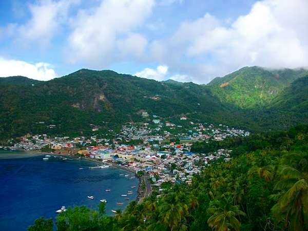 Soufriere, St. Lucia with Kids