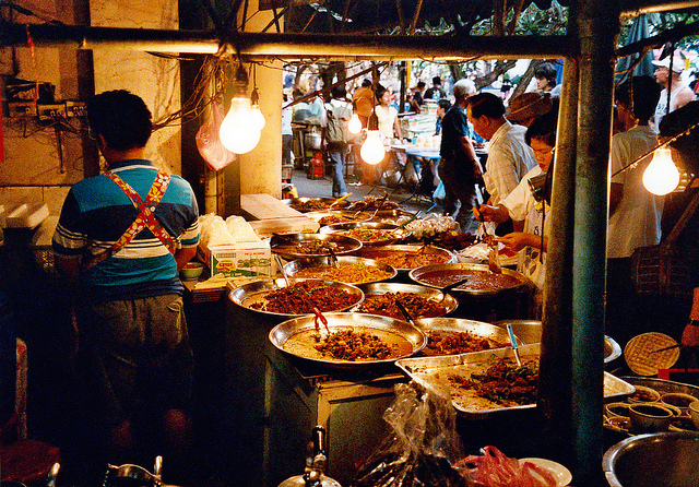 Tasty street food, Bangkok