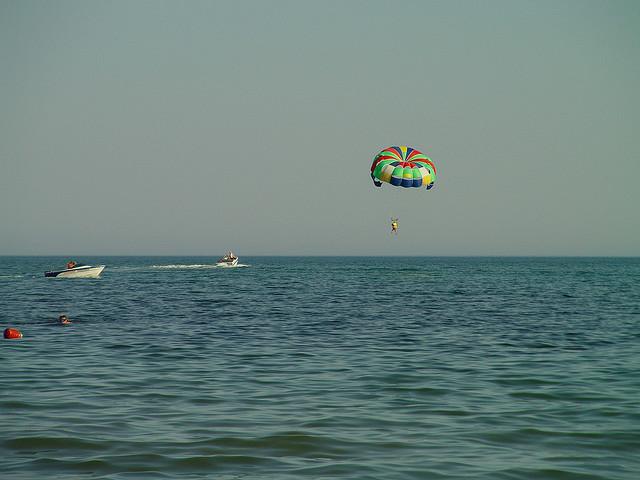 Some aquatic adventure, Evpatoria