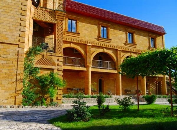 Villa Arkale, Evpatoria, Yevpatoria, Crimea, Ukraine