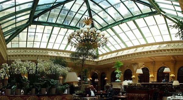 Cafe de la Paix, Paris France