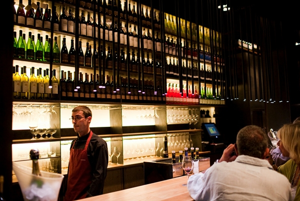 Vinoteca Torres Wine Bar, Barcelona Spain