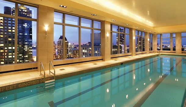 The Best New York Hotels With Pools Travelsort