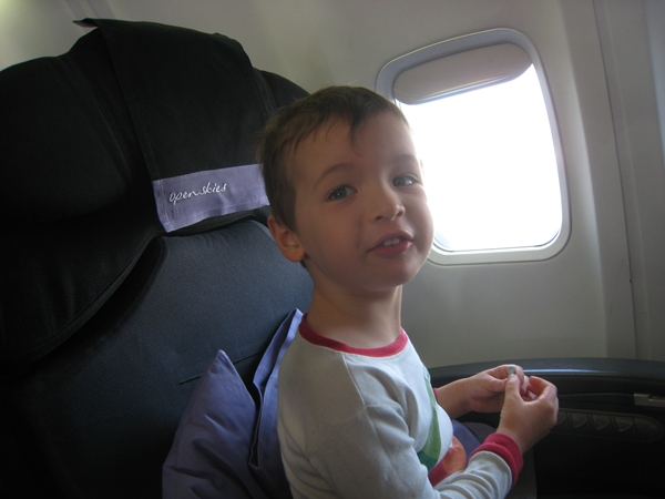OpenSkies-At least the 3-year old liked it!