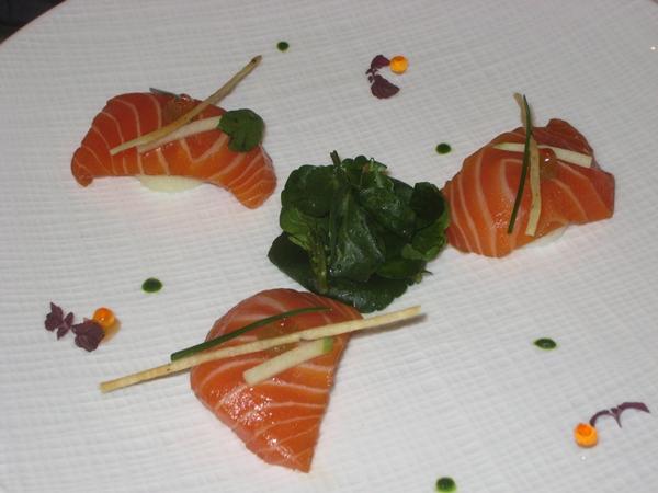 Top Paris Restaurants Open in August - Le Cinq at the Four Seasons Paris