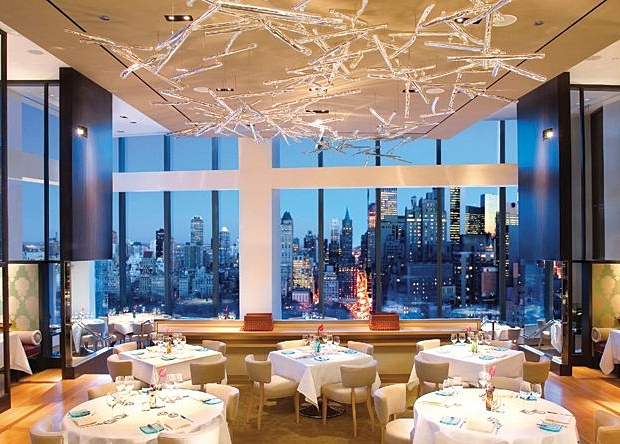 the best nyc restaurants with a view travelsort