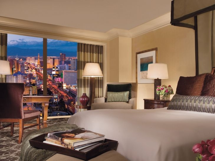 Vegas Baby Las Vegas Hotels With The Best Views