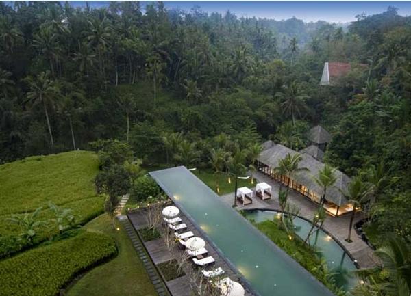 Komaneka at Bisma, Ubud Bali