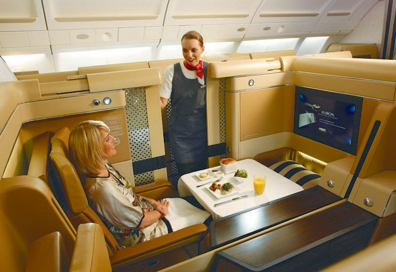 Use American Airlines AAdvantage Miles for Etihad Diamond First Suites