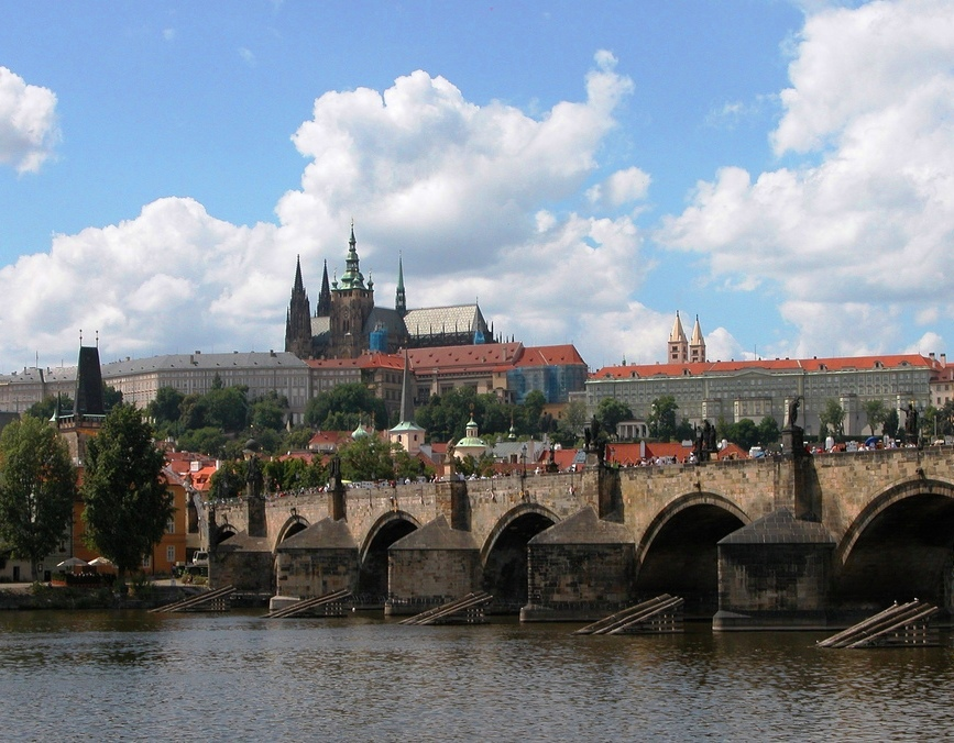 Top 20 Luxury Honeymoon Destinations-Prague