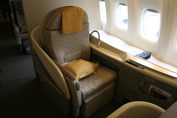 10 Best International First Class Seats For Award Travel
