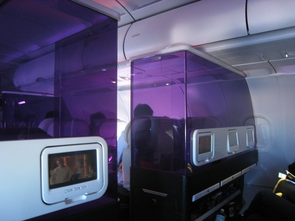 Virgin America Main Cabin Select Review | TravelSort