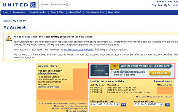 Best United Miles Bonus Offers Available Now
