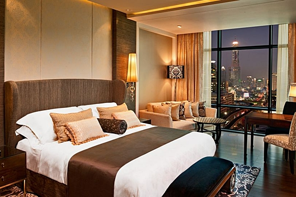 The Best Luxury Hotels in Bangkok