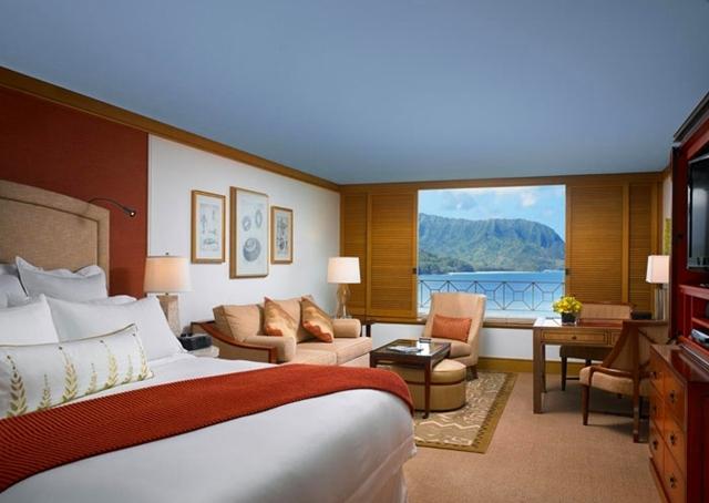 Best kauai luxury hotels travelsort for Best boutique hotels kauai