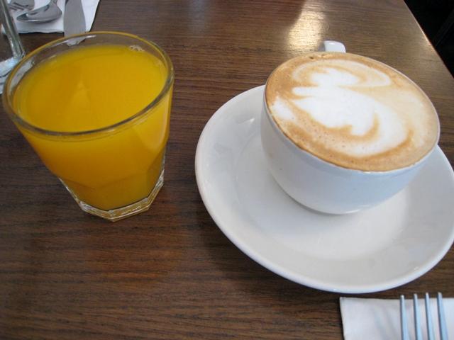 Cafe Orlin Brunch Nyc