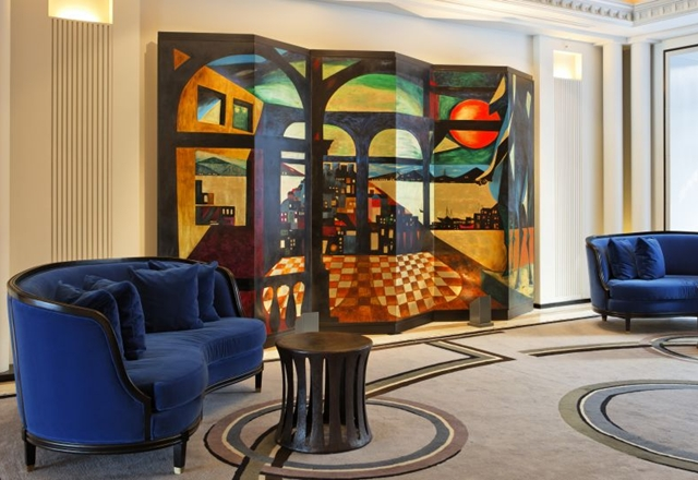 Best madrid luxury hotels for Luxury suites madrid madrid