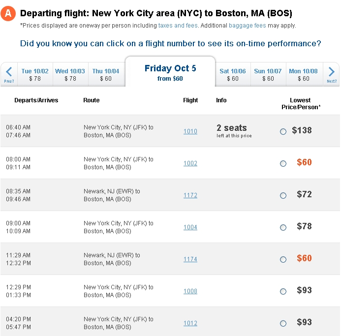 Discount tickets are available for as low as $49 one-way or $98 roundtrip. The sale includes several dozen of Southwest's most popular destinations around the US.