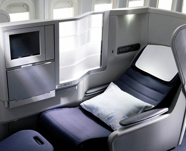 British Airways Business Class Upgrade With Miles Or