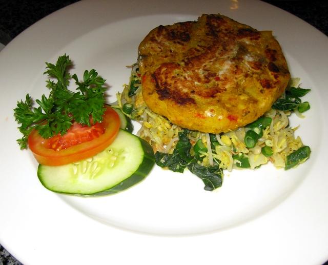 Komaneka at Bisma Review - Balinese Breakfast