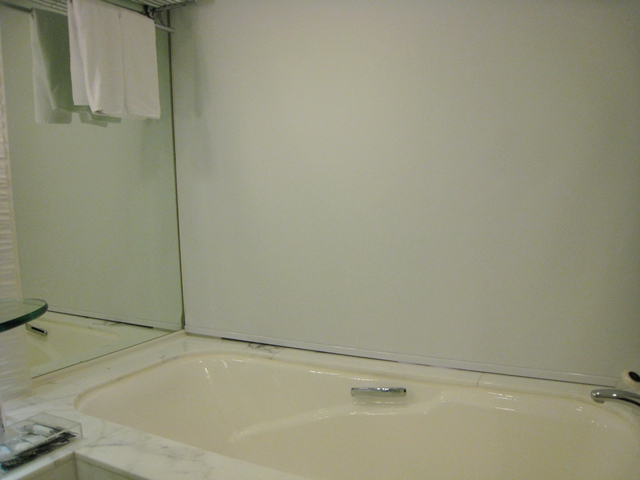Langham Place Mongkok Review - Bathtub