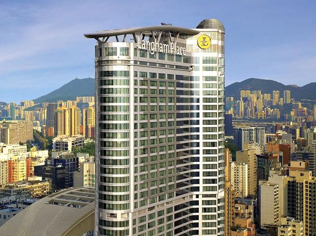 Langham Place Mongkok Club Level Review