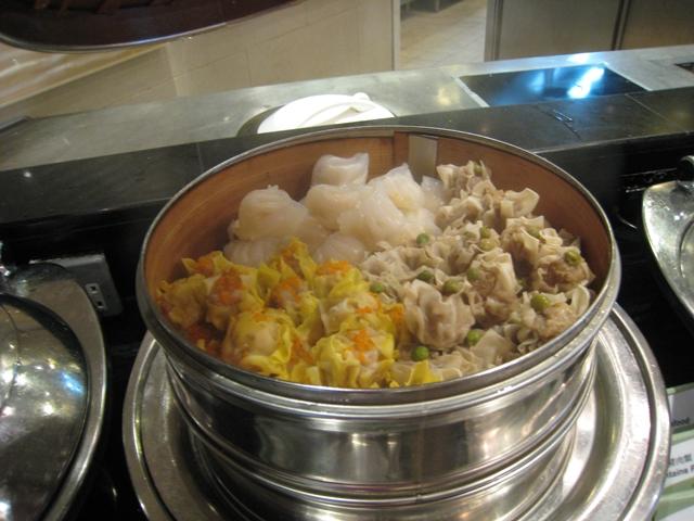 Langham Place Mongkok Review - Breakfast Dim Sum