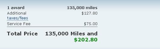 Free United One Way - 17,500 More Miles for First Class to HNL