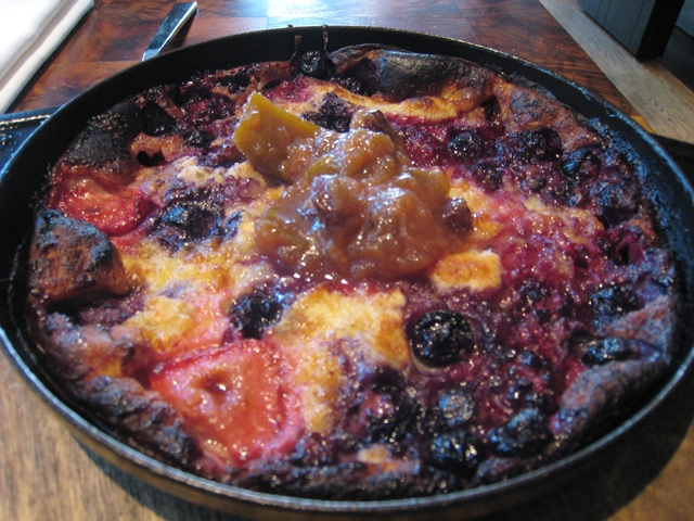 Review-The Shop-Andaz 5th Avenue-NYC-Dutch Pancake