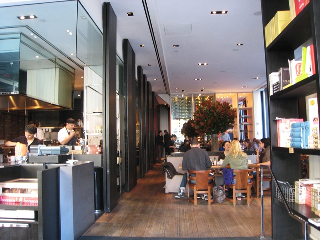 Review-The Shop, Andaz 5th Avenue-NYC Restaurant