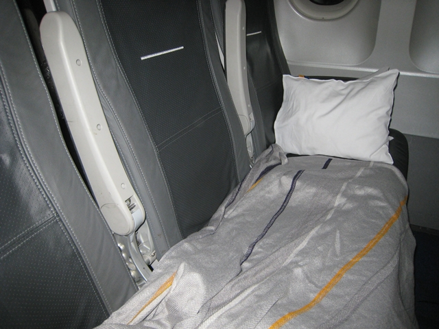 Lufthansa Business Class Review Short Haul In Europe