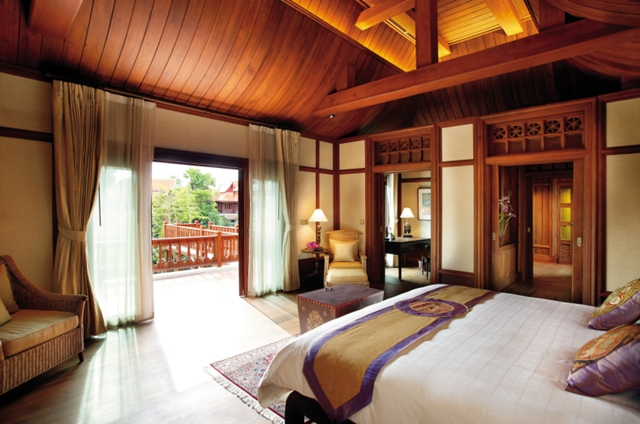 Best Chiang Mai Luxury Hotels - Mandarin Oriental Dhara Devi Chiang Mai - Grand Deluxe Suite