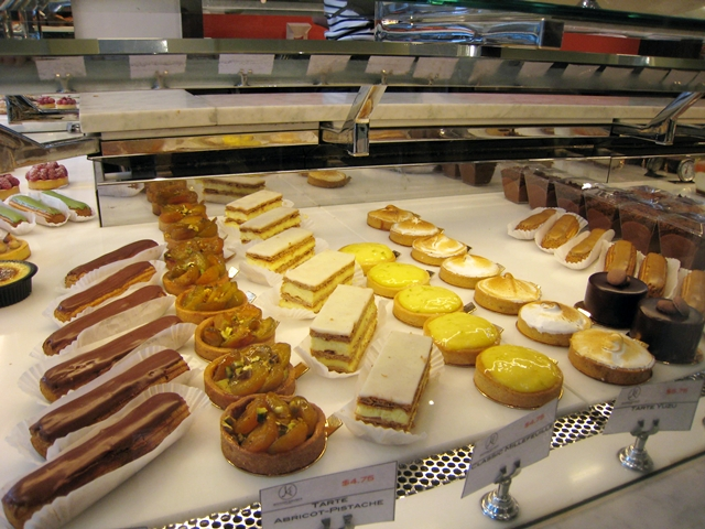 Maison Kayser NYC Review - Pastry Case