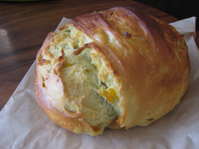Maison Kayser NYC Review - Pistachio Apricot Bread