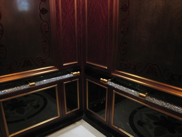 Lotte Hotel Moscow Review - Elevator